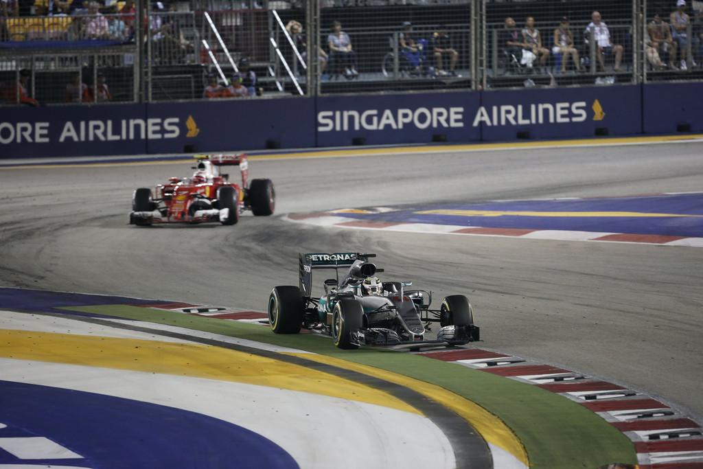 2016 Singapore Grand Prix, Sundayyy