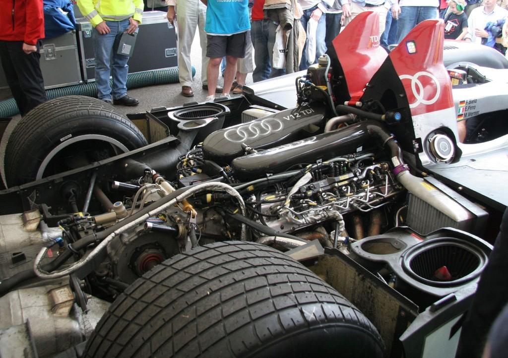 Еволюция и революция в моторните спортове благодарение на дизеловият агрегат на Ауди
