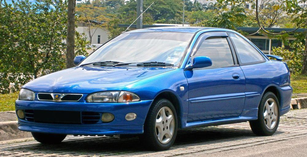 Путра, е първото спортно купе на Протон