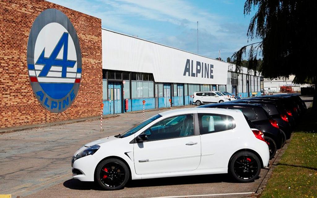 Мястото от което се ражда Алпин А110 и до днес създава спортни автомобили